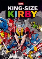 Rayon : Comics (Super Héros), Série : King-Size Kirby, King-Size Kirby