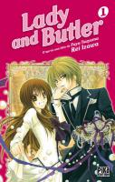 Rayon : Manga (Shojo), S�rie : Lady and Butler T1, Lady and Butler