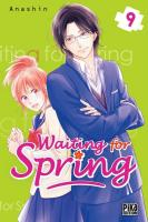 Rayon : Manga (Shojo), Série : Waiting for Spring T9, Waiting for Spring