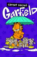 Rayon : Papeterie BD, Série : Garfield, Garfield : Carnet Secret