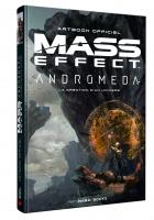 Rayon : Comics (Art-illustration), Série : Mass Effect Andromeda : La Création d'un Univers, Mass Effect Andromeda : La Création d'un Univers (Art Book)