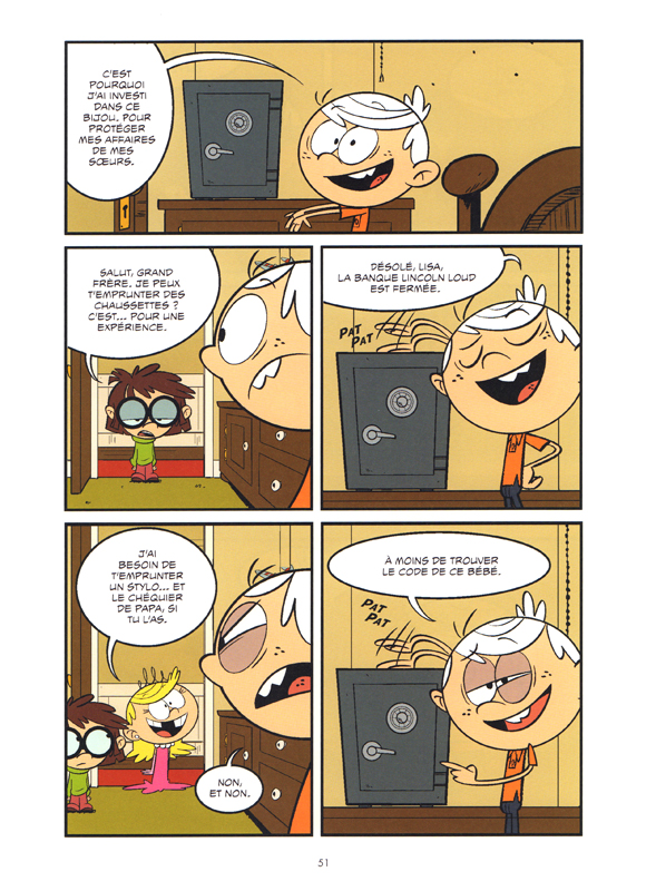 C Est Le Chaos Nickelodeon Humour Canal Bd