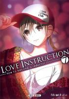 Rayon : Manga (Seinen), Série : Love Instruction : How to Become a Seductor T7, Love Instruction : How to Become a Seductor