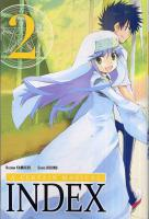Rayon : Manga (Shonen), Série : A Certain Magical Index T2, A Certain Magical Index