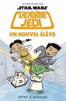 Rayon : Comics (Science-fiction), Série : Star Wars : L'Académie Jedi T4, Un Nouvel Élève
