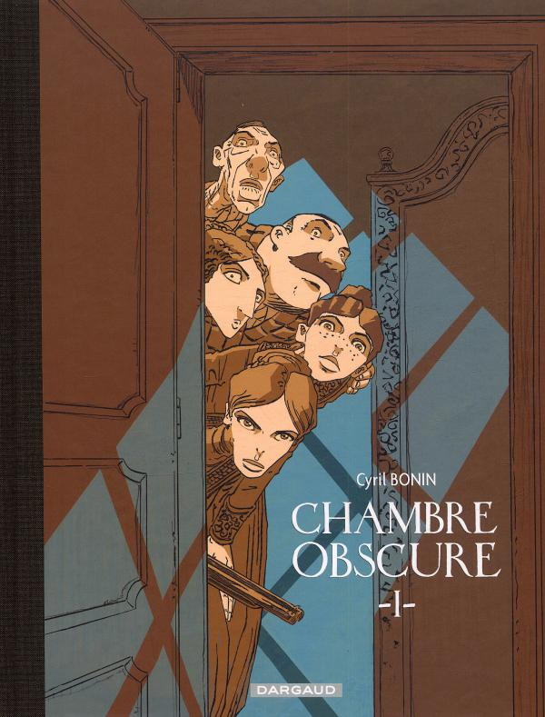 Serie chambre obscure canal bd for Chambre 13 serie