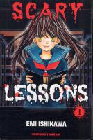 Rayon : Manga (Shojo), S�rie : Scary Lessons T1, Scary Lessons