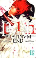 Rayon : Manga (Shonen), Série : Platinum End T1, Platinum End (Édition 48h BD 2018)