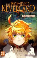 Rayon : Manga (Shonen), Série : The Promised Neverland T13, The Promised Neverland (Étui Collector)