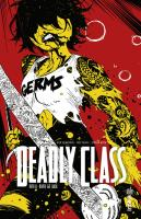 Rayon : Comics (Policier-Thriller), Série : Deadly Class T8, Never Go Back