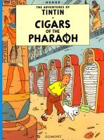 Rayon : Albums (Aventure-Action), Série : Tintin (Anglais), Cigars of the Pharaon