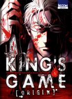 Rayon : Manga (Seinen), Série : King's Game : Origin T5, King's Game : Origin