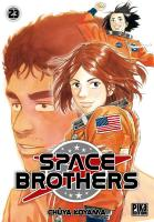 Rayon : Manga (Seinen), Série : Space Brothers T23, Space Brothers