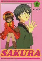 Rayon : Manga (Shojo), Série : Card Captor Sakura (Anime Comics) T8, Card Captor Sakura (Anime Comics)