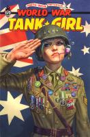 Rayon : Comics (Aventure-Action), Série : Tank Girl : World War, World War Tank Girl