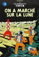 Rayon : Albums (Aventure), S�rie : Tintin T17, On a March� sur la Lune