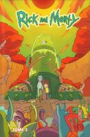 Rayon : Comics (Science-fiction), Série : Rick and Morty T3, Rick and Morty
