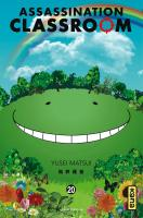 Rayon : Manga (Shonen), Série : Assassination Classroom T20, Assassination Classroom