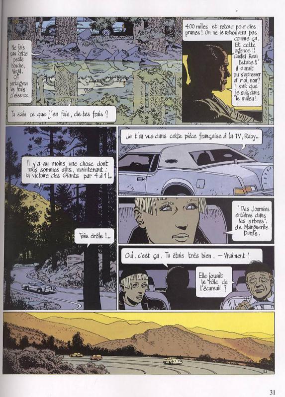 Cosey, l'éternel voyageur - Page 6 9782800133164_pg