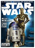 Rayon : Magazines BD (Science-fiction), Série : Star Wars : Insider T6, Star Wars : Insider : Avril / Mai 2016 (couverture 2/2)