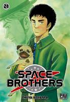Rayon : Manga (Seinen), Série : Space Brothers T24, Space Brothers