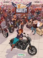 Rayon : Albums (Humour), Série : Miss Harley T1, Miss Harley