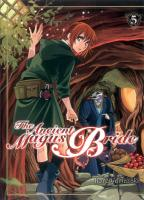 Rayon : Manga (Shonen), Série : The Ancient Magus Bride T5, The Ancient Magus Bride