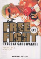 Rayon : Manga d'occasion (Seinen), Série : Free Fight : New Tough T7, Free Fight