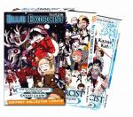 Rayon : Manga (Shonen), Série : Blue Exorcist, Blue Exorcist (Coffret avec Guide Book + Pocket Gallery)
