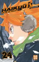 Rayon : Manga (Shonen), Série : Haikyu !! : Les As du Volley T24, Haikyu !! : Les As du Volley