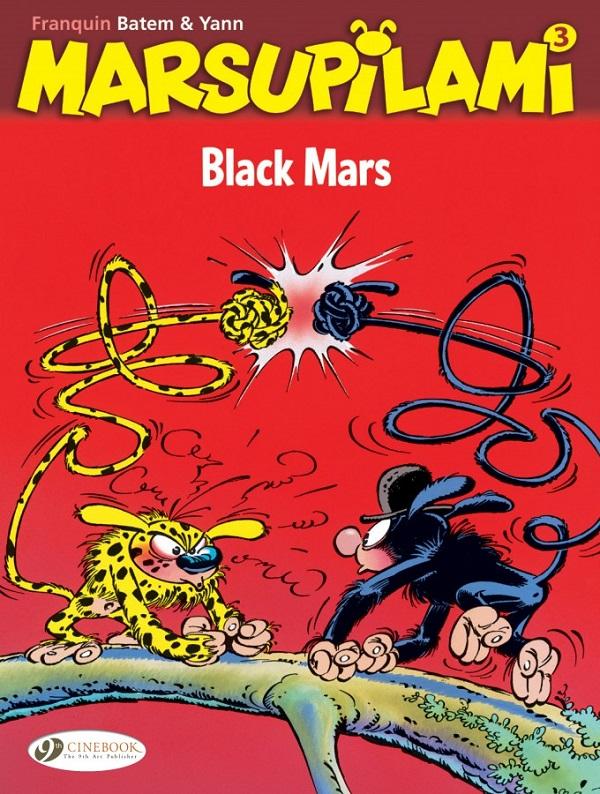 Black Mars Mars Le Noir Batem Yann Comedie Terres De