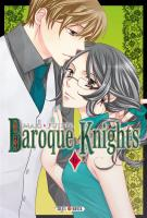 Rayon : Manga (Gothic), Série : Baroque Knights T6, Baroque Knights