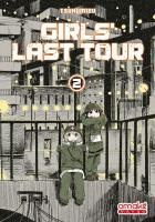 Rayon : Manga (Seinen), Série : Girls' Last Tour T2, Girls' Last Tour