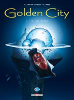 Rayon : Albums (Science-fiction), Série : Golden City T9, L'Énigme Banks