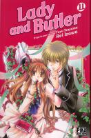 Rayon : Manga (Shojo), S�rie : Lady and Butler T11, Lady and Butler