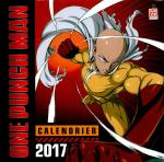Rayon : Papeterie BD, Série : One-Punch Man, One-Punch Man : Calendrier 2017