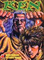 Rayon : Manga (Seinen), S�rie : Ken Fist of the Blue Sky T5, Ken Fist of the Blue Sky
