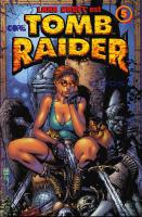 Rayon : Comics (Aventure-Action), Série : Tomb Raider T5, Tomb Raider