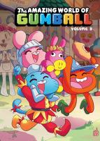 Rayon : Comics (Comédie), Série : The Amazing World of Gumball T3, The Amazing World of Gumball