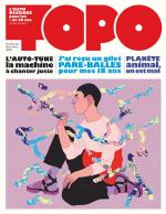 Rayon : Magazines BD (Documentaire-Encyclopédie), Série : Topo T10, Topo : Mars-Avril 2018