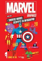 Rayon : Comics (Art-illustration), Série : Marvel Graphics, L'Univers Marvel Décrypté en Infographie