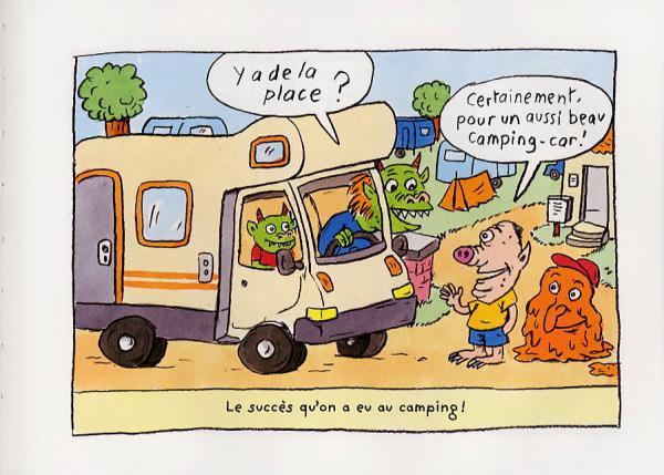 Camping Car Dessin un chouette camping car - (muzo) - aventure-action [la planete