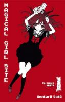 Rayon : Manga (Shonen), Série : Magical Girl Site, Magical Girl Site (Pack Découverte Tomes 1 & 2)