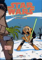 Rayon : Comics (Science-fiction), Série : Star Wars : Clone Wars Episodes T6, La Chute des Jedi