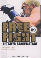 Rayon : Manga d'occasion (Seinen), Série : Free Fight : New Tough T9, Free Fight