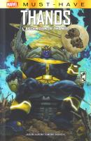 Rayon : Comics (Super Héros), Série : Thanos : L'Ascension, Thanos : L'Ascension de Thanos (Nouvelle Édition)