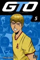 Rayon : Manga (Shonen), Série : GTO : Great Teacher Onizuka T5, GTO : Great Teacher Onizuka (Nouvelle Édition)