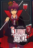Rayon : Manga (Gothic), Série : Bloody Prince T3, Bloody Prince
