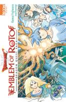 Rayon : Manga (Shonen), Série : Dragon Quest : Emblem of Roto T11, Dragon Quest : Emblem of Roto