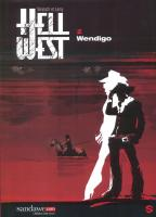 Rayon : Comics (Fantastique), Série : Hell West T2, Wendigo